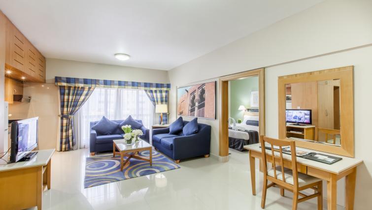 Stylish studio at Golden Sands Apartments - Citybase Apartments