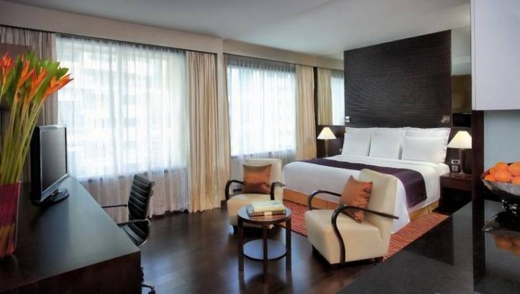 Elegant bedroom in Marriott Executive Apartments Sukhumvit Park - Bangkok - Citybase Apartments