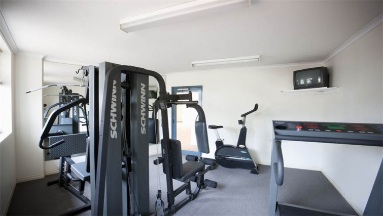 Gym at Mantra on Queen - Citybase Apartments