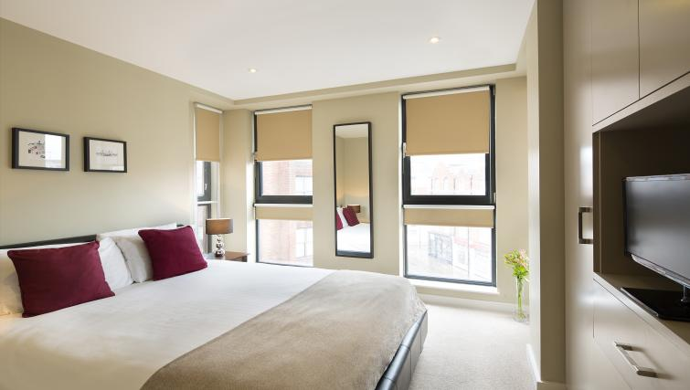 Bedroom at Victoria by Q Apartments - Citybase Apartments