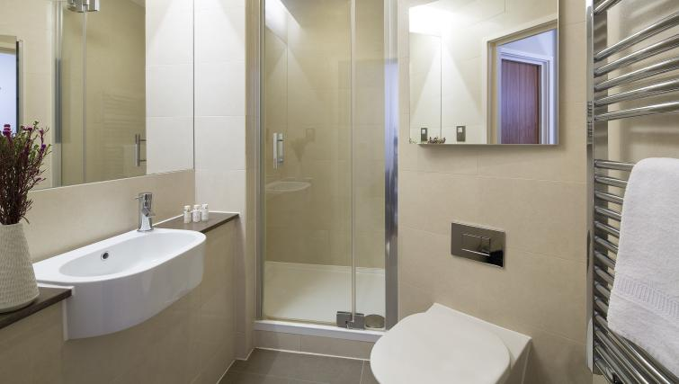 Bathroom at Victoria by Q Apartments - Citybase Apartments