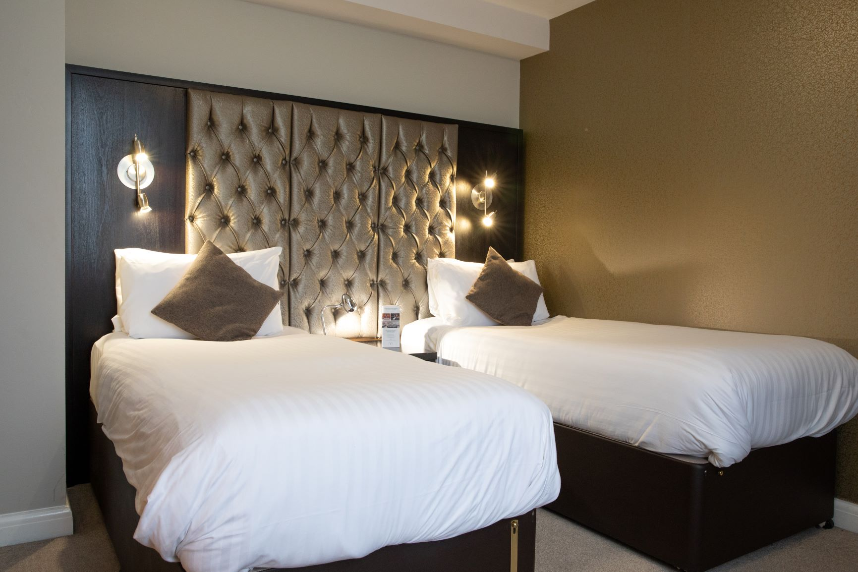 Beds at Richmond Liverpool Apartments, Centre, Liverpool - Citybase Apartments