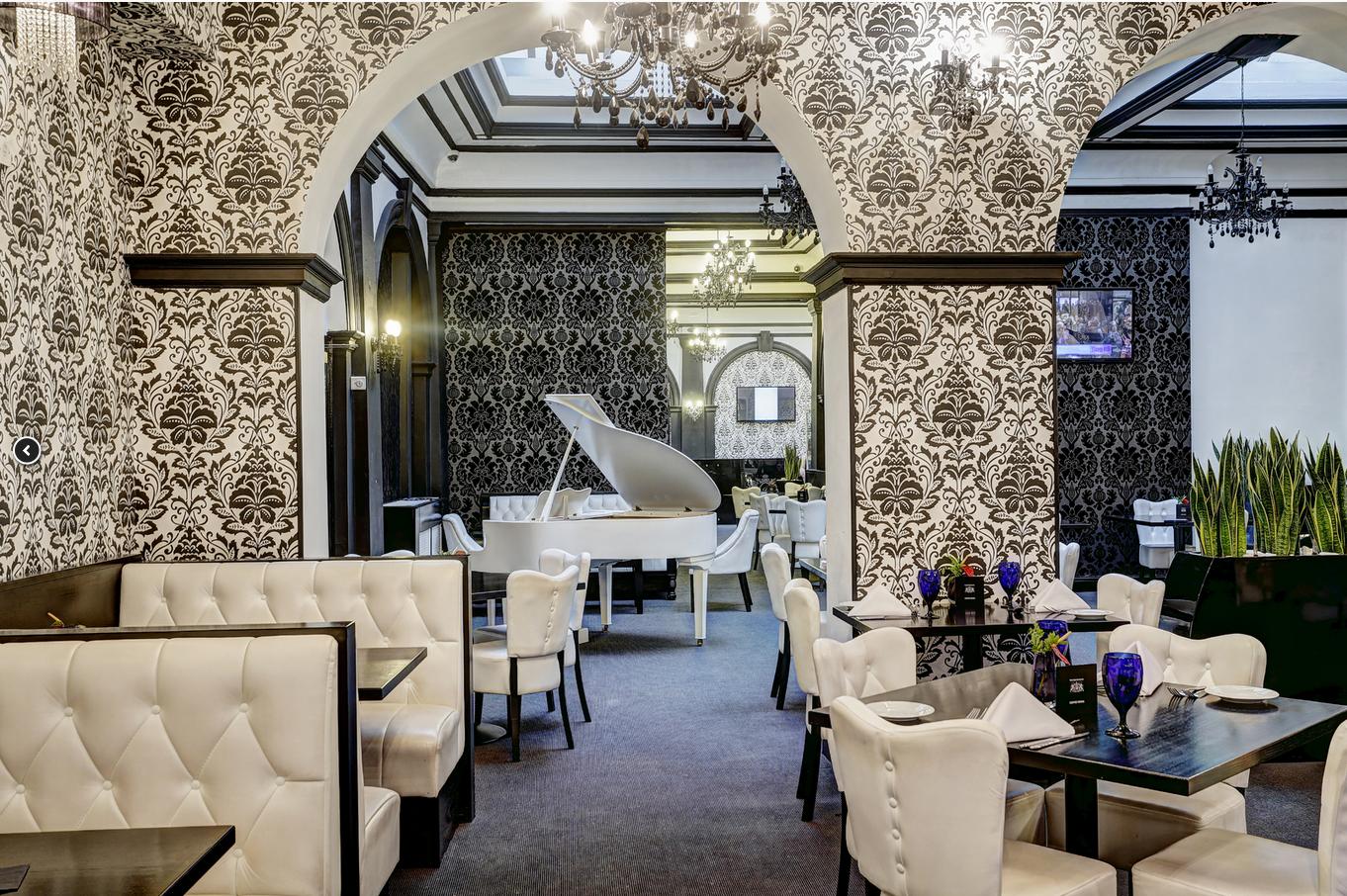 Restaurant at Richmond Liverpool Apartments, Centre, Liverpool - Citybase Apartments