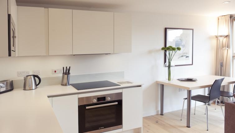 Pristine kitchen at Cambridge Place Apartments - Citybase Apartments