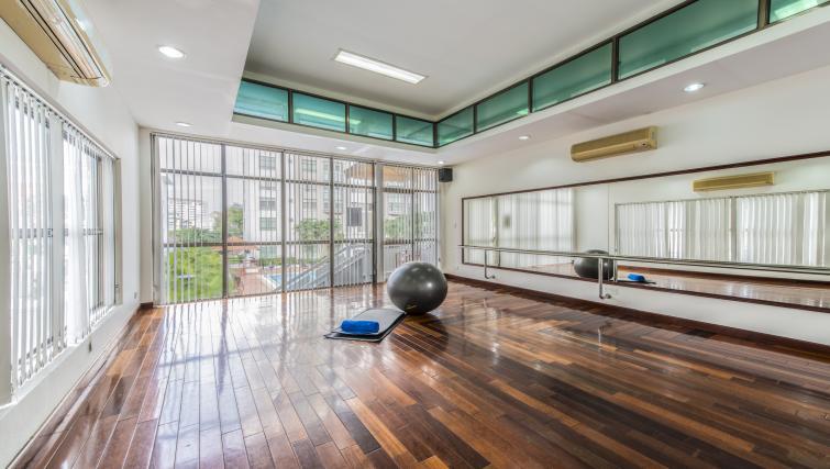 Gym at Somerset Ho Chi Minh Apartments - Citybase Apartments