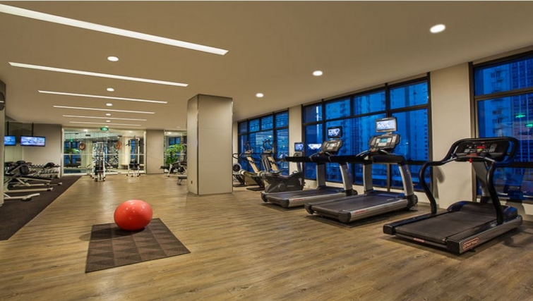 Exceptional gym in Somerset Xu Hui Apartments - Citybase Apartments