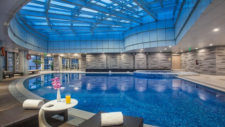 Appealing pool in Somerset Xu Hui Apartments - Citybase Apartments