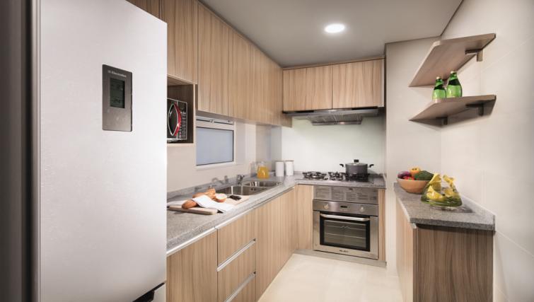 Oven at Somerset Xu Hui Apartments - Citybase Apartments