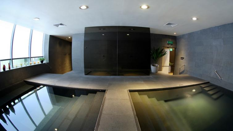 Spa at Pan Pacific Serviced Suites Orchard, Singapore - Citybase Apartments