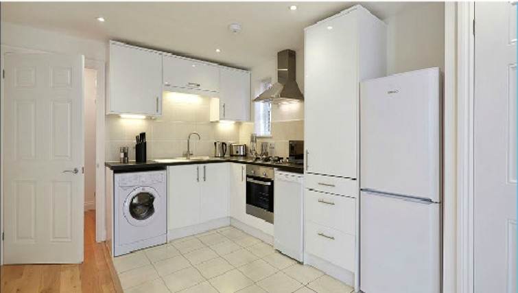 Gorgeous kitchen in Hendry Court Apartments - Citybase Apartments