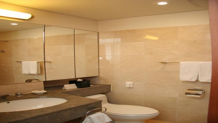 Bathroom at Somerset Palace Apartments - Citybase Apartments