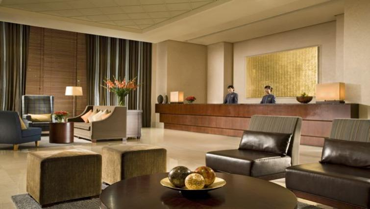 Lobby at Somerset Palace Apartments - Citybase Apartments