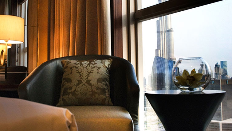 View from Dusit Thani Dubai Apartments - Citybase Apartments