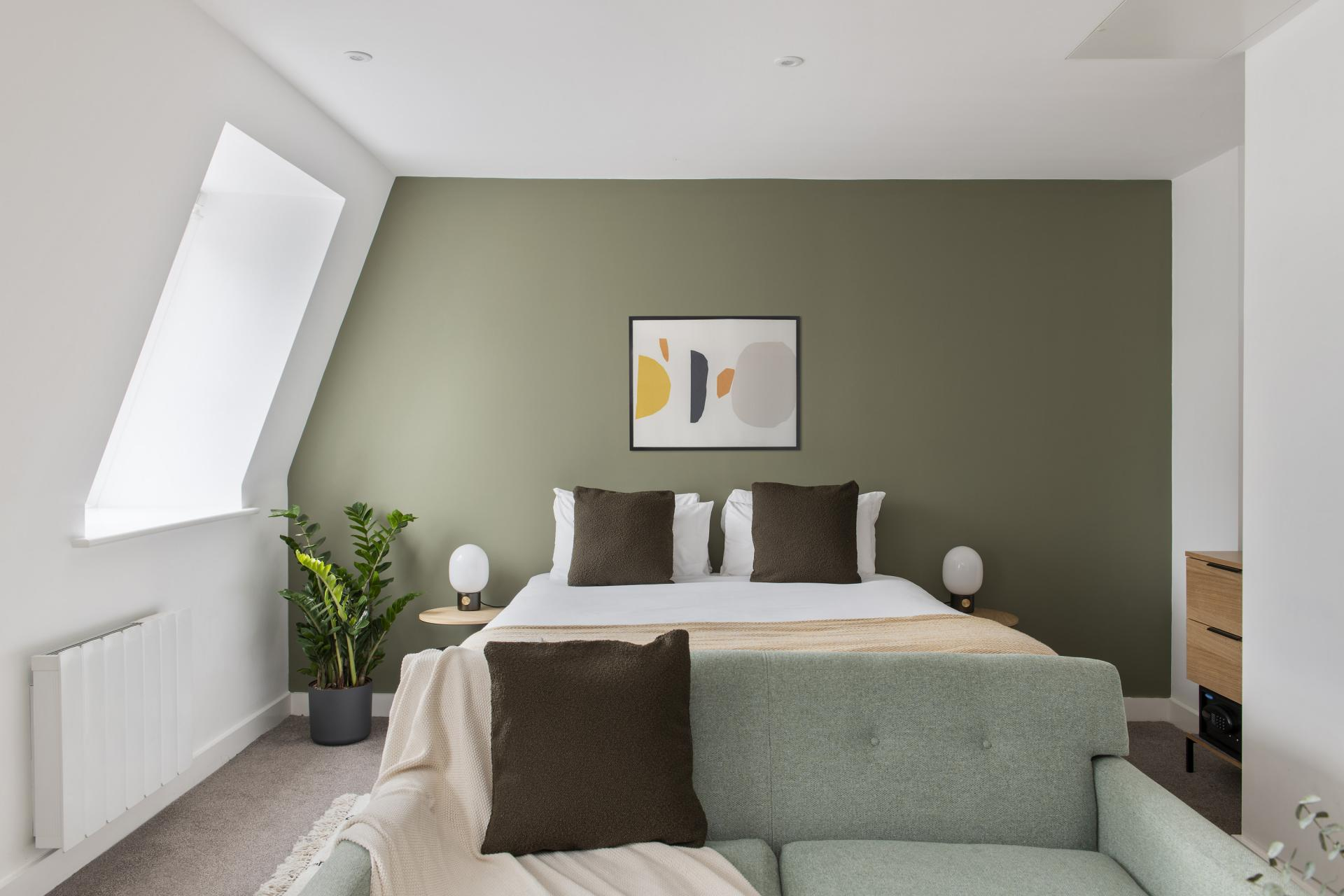 Studio at Cove Minshull Street, Piccadilly, Manchester - Citybase Apartments