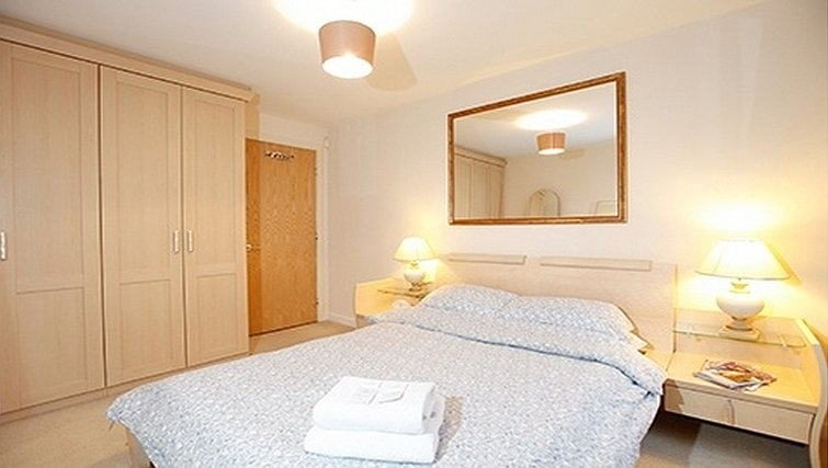 Lovely bedroom in Packington Place Apartments - Citybase Apartments