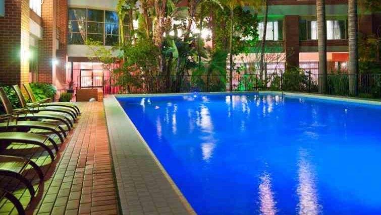 Swimming pool at Adina Apartment Hotel Sydney, Surry Hills - Citybase Apartments