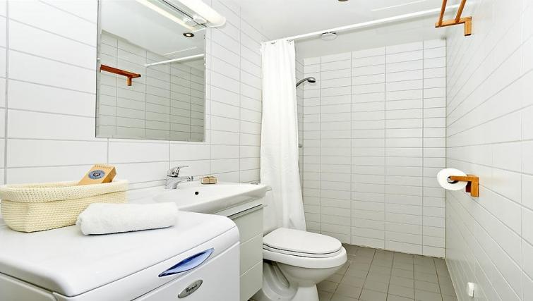 Bathroom in Sven Bruns Gate Apartments - Citybase Apartments