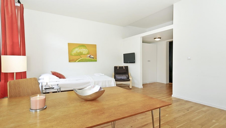 Studio apartment at Sven Bruns Gate Apartments - Citybase Apartments