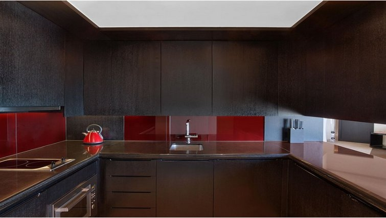 Beautiful kitchen in W Doha Hotel & Residences - Citybase Apartments