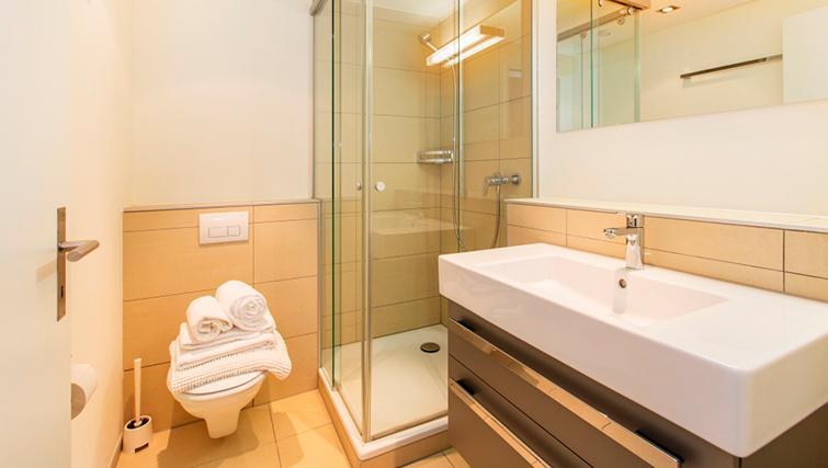 Bathroom at Freigut 26 Apartments - Citybase Apartments