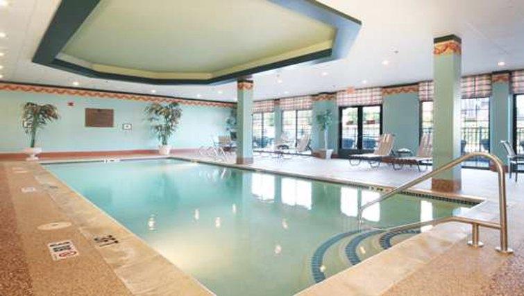 Pool in Homewood Suites Boston Peabody - Citybase Apartments