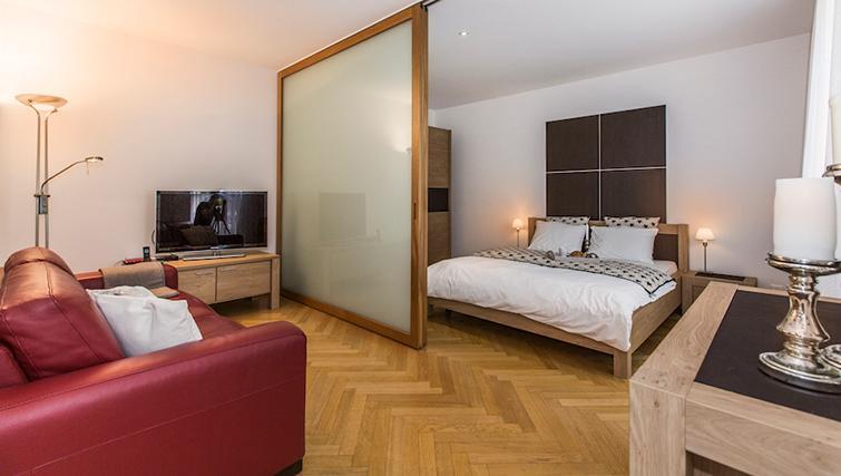 Bedroom at Eidmatt Apartments - Citybase Apartments