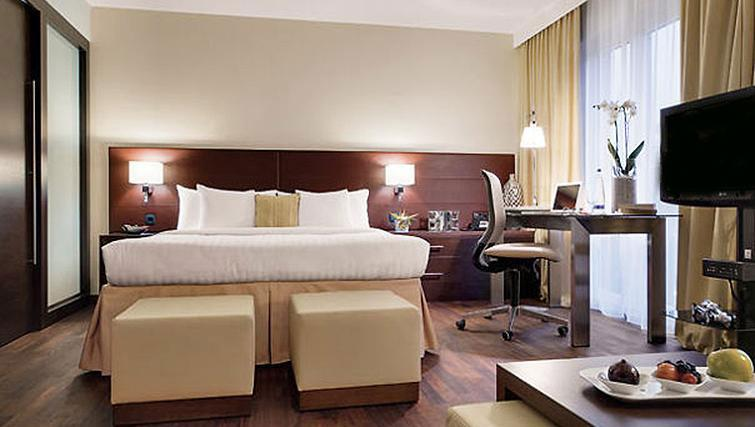 Bedroom of Residence Inn Munich City East - Citybase Apartments
