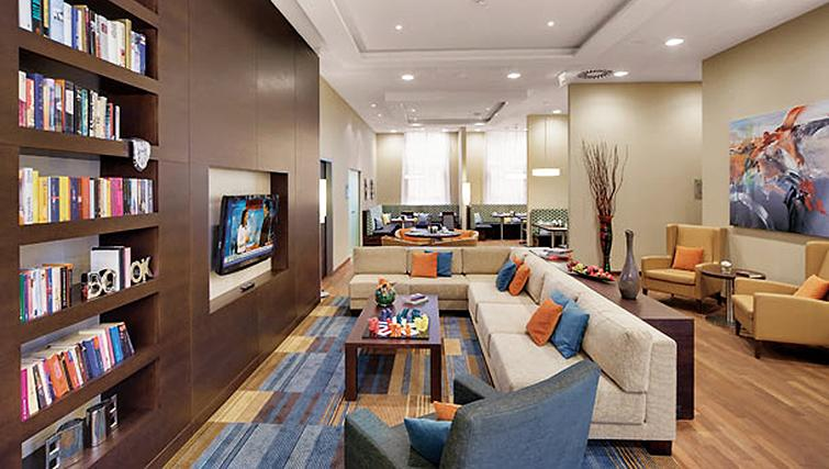 Residents lounge at Residence Inn Munich City East - Citybase Apartments