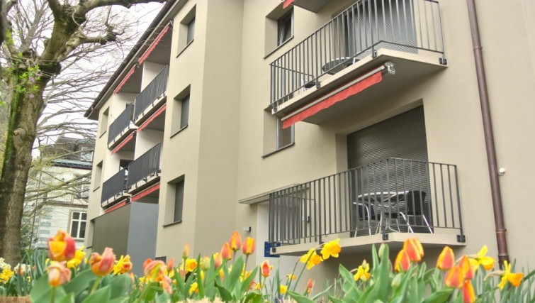 Exterior view at the Neptun Suites Apartment - Citybase Apartments
