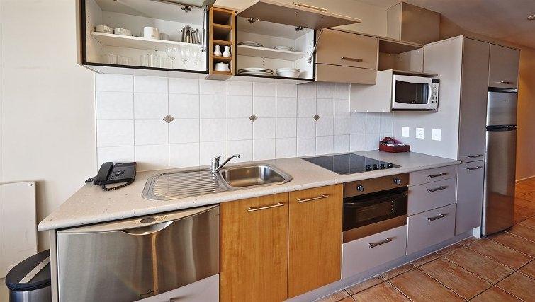 Bright kitchen in Quest Atrium - Citybase Apartments