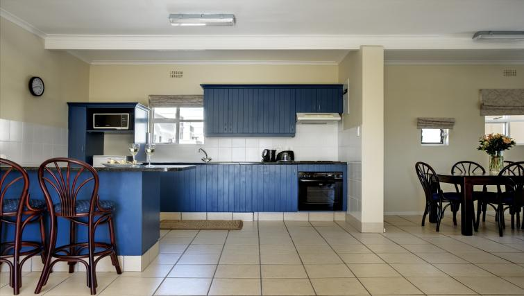 Kitchen at Best Western Cape Suites Hotel - Citybase Apartments