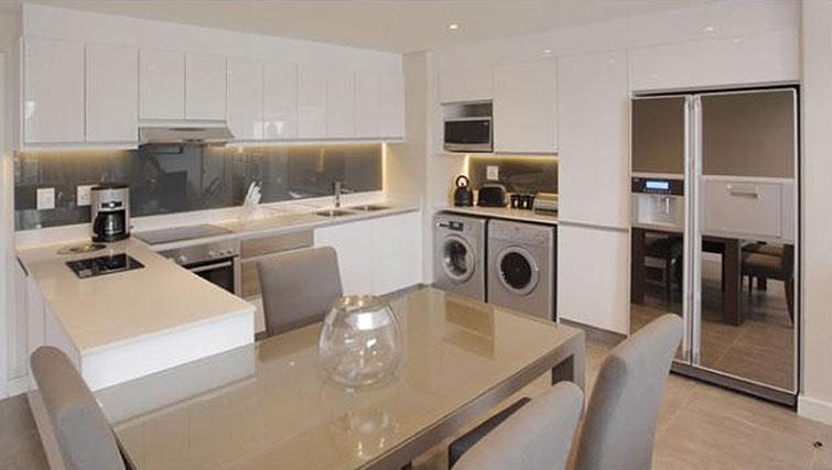Kitchen at The Capital Empire - Citybase Apartments