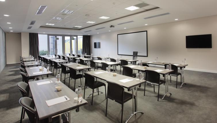 Conference room at The Capital Empire - Citybase Apartments