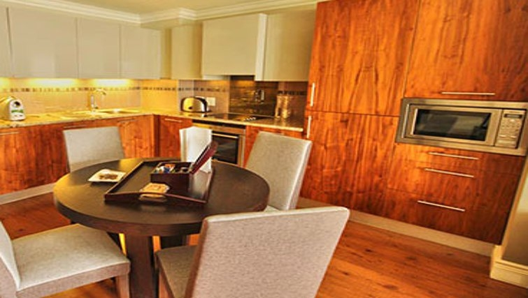 Desirable kitchen in Cape Royale Luxury Hotel & Apartments - Citybase Apartments