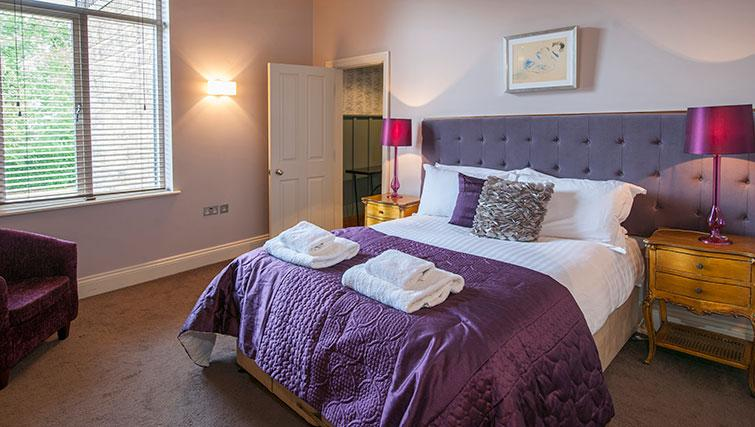 Charming bedroom in Duchy Road Apartments - Citybase Apartments