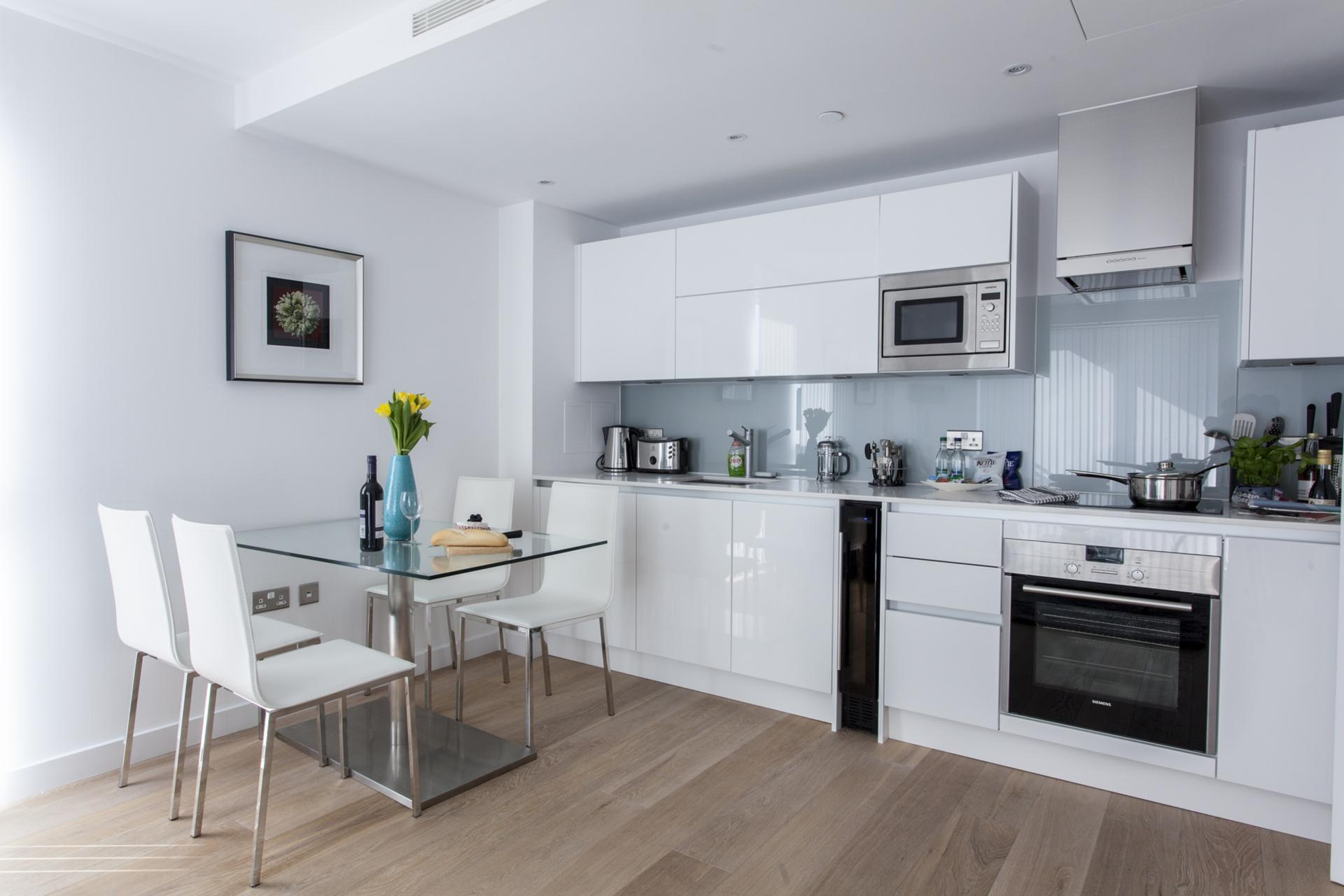 Layout at Avante-Garde Apartments - Citybase Apartments