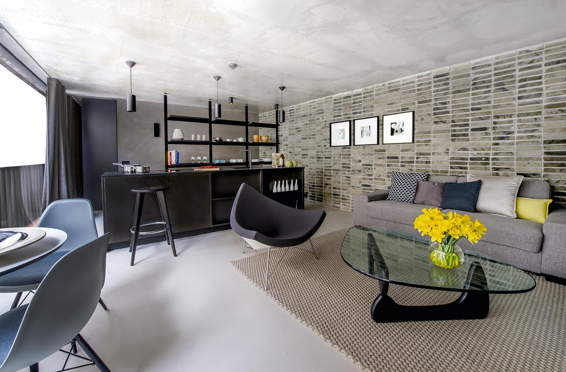 Open-plan at The Hamlet, Bourg-de-Four, Geneva - Citybase Apartments
