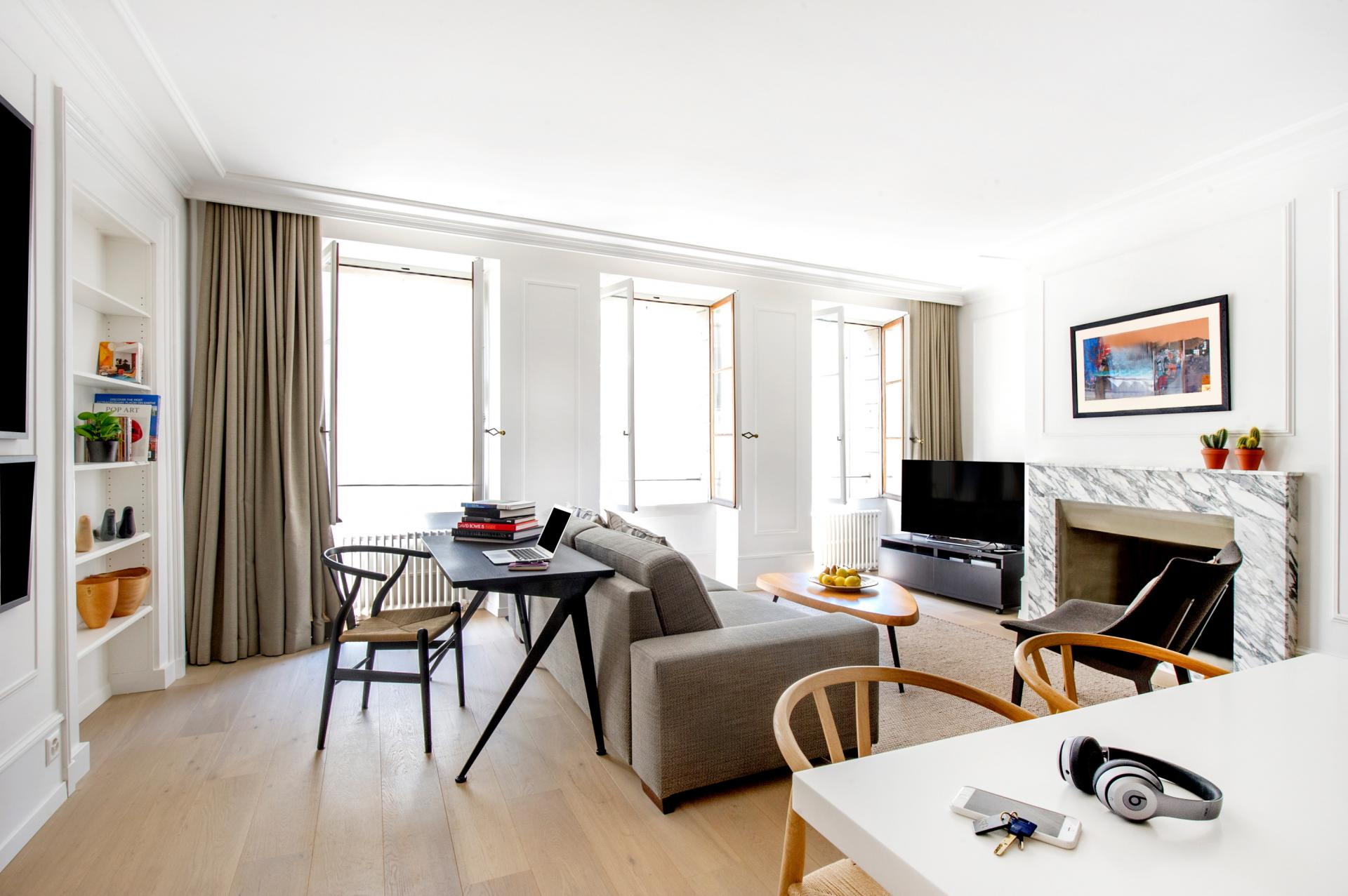 Overview of The Hamlet, Bourg-de-Four, Geneva - Citybase Apartments