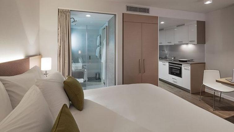 Studio at Base Nyon Apartments - Citybase Apartments