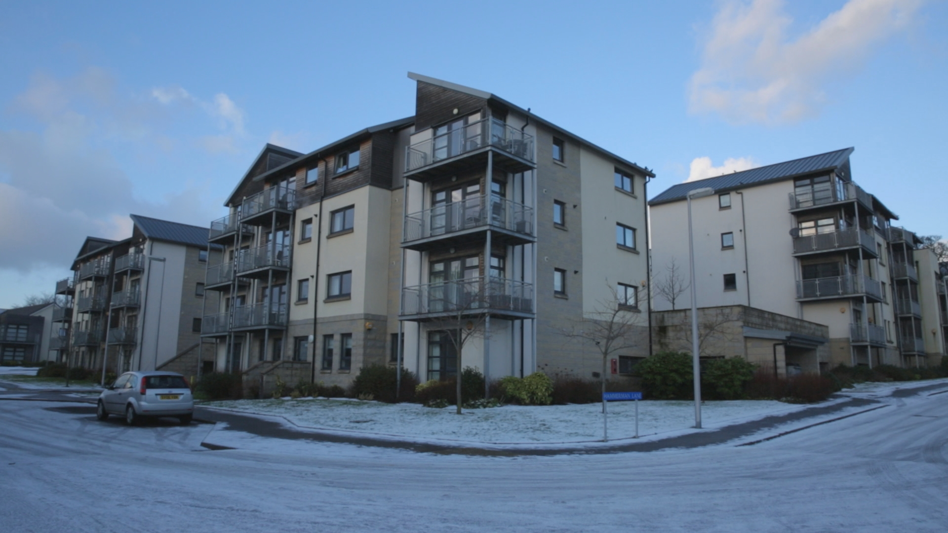 Exterior at Hilton Campus Apartments - Citybase Apartments