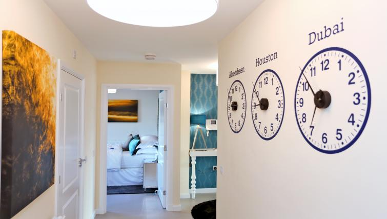 Clocks at Burnside Road Apartments - Citybase Apartments