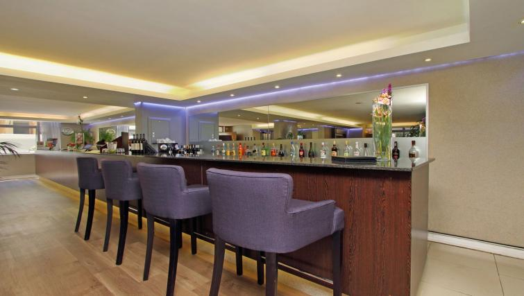 Bar at The Hyde Hotel Sea Point - Citybase Apartments