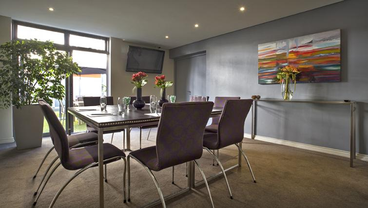 Meeting room at The Hyde Hotel Sea Point - Citybase Apartments