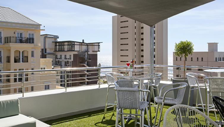 Charis at The Hyde Hotel Sea Point - Citybase Apartments
