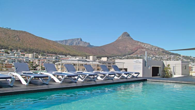 Pool at The Hyde Hotel Sea Point - Citybase Apartments