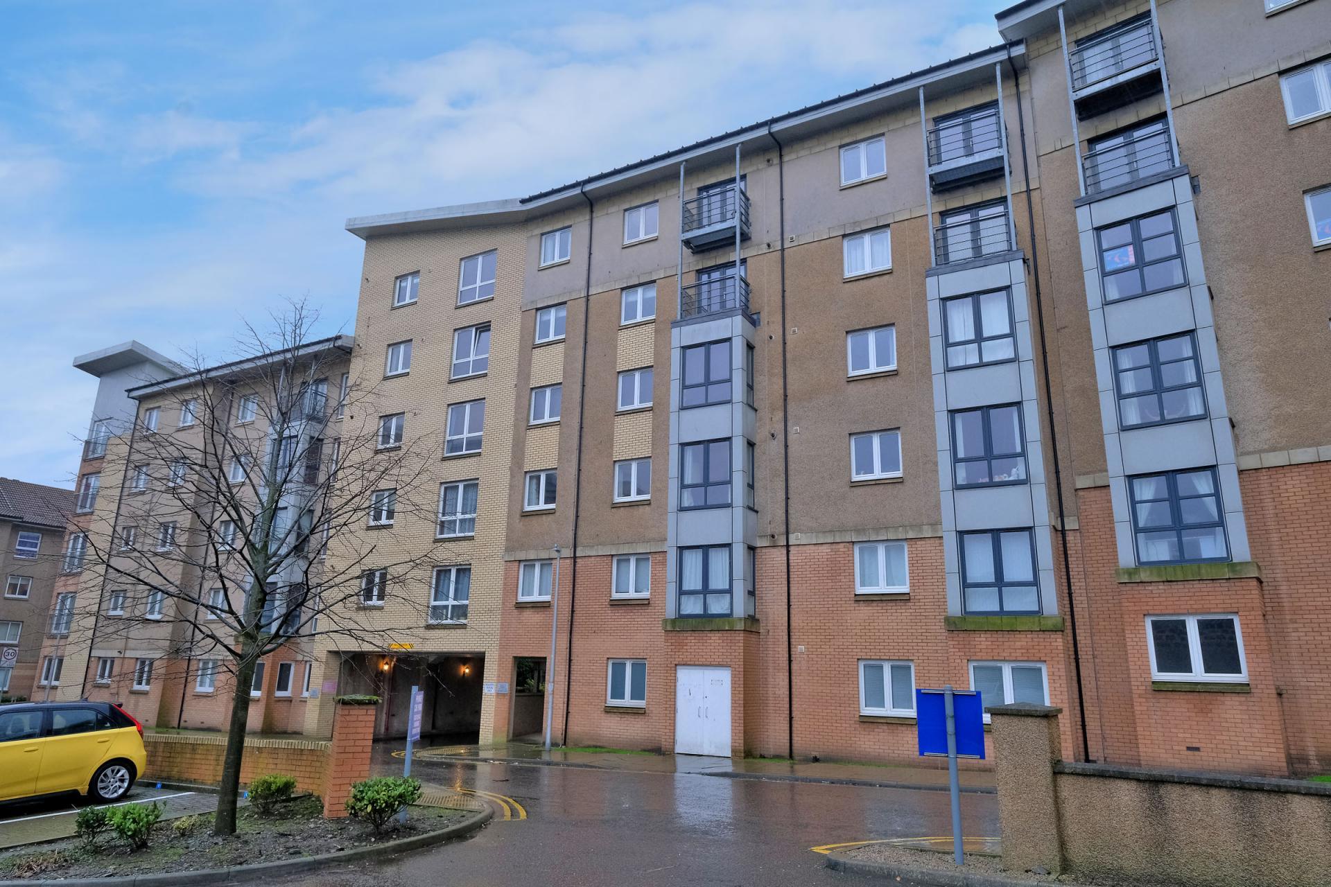 Exterior at Bothwell Road Apartments - Citybase Apartments