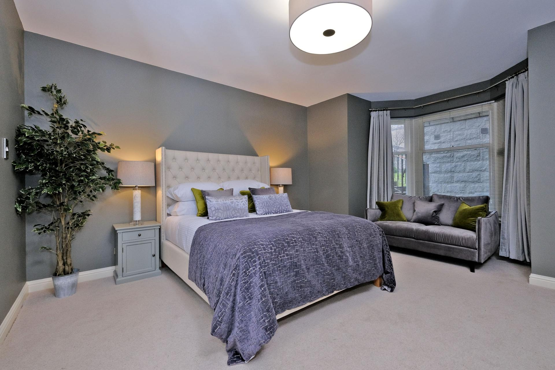 Bedroom at Queens Road Apartments - Citybase Apartments