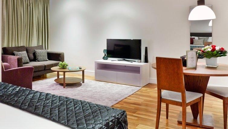 Studio apartment at Cheval Harrington Court - Citybase Apartments