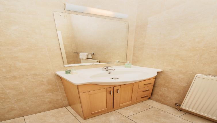 Bathroom at Cullaloe Apartment - Citybase Apartments