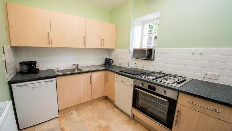 Kitchen at The Laundry Cottage - Citybase Apartments
